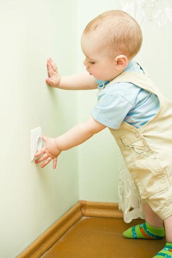 Çocukları ev kazalarından koruma, ev kazaları