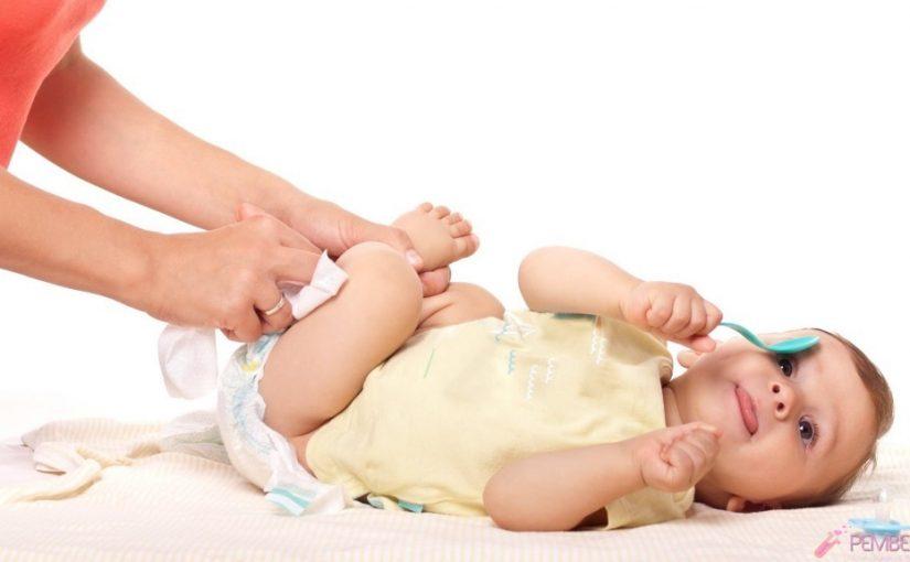 Bebek Altı Nasıl Değiştirilir?