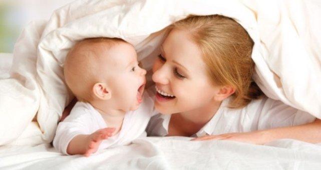 Çocukların gelişiminde anne faktörü