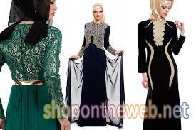 tesettür elbise modası