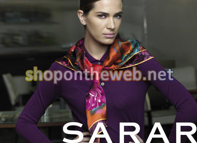 Sarar'ın En Güzel Eşarp Modelleri