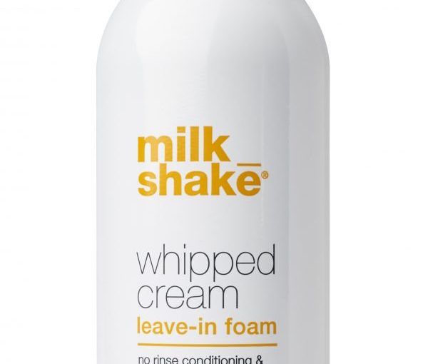 Milk shake conditioning whipped cream 200 ml